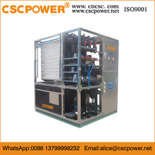 Famous Brand CSCPOWER plate ice machine price for sale