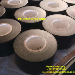 butyl rubber wrapping around pipe tape for gas pipeline
