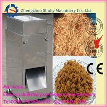 Shuliy cooked meat shredding machine (Skype:nicolemachinery)