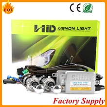 Professional latest product waterproof shockproof canbus silver xenon gt hid