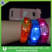 Neon Flashing Sound Motivated Bracelet For Sale
