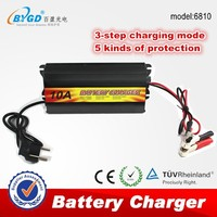 10A AC-DC 220v 12v solar car battery charger
