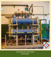 Power Plant Hypochlorite Generator for Chlorination of Seawater