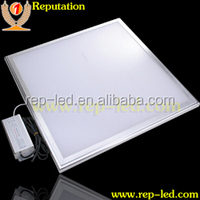 Office Lighting dimmbar square 6060 led panel light fixture 3 years warranty