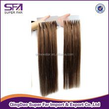 high quality 100% virgin Chinese human hair 6a grade hair tape hair extension best price