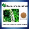 High Quality Black cohosh extract Powder 2.5% Triterpene glycosides, Black cohosh extract