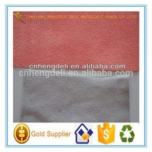 microfiber suede for shoes and gloves