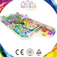 HSZ-K204 Used Amusement Kids Play Land for Sale Games Educational Equipment