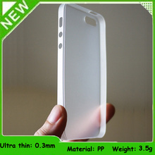2014 Factory supply, cheap mobile phone waterproof case for iphone 5s only 0.35mm slim