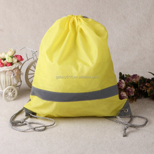 made marks waterproof nylon drawstring cord bag