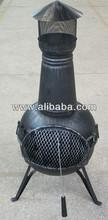 steel chiminea for ASDA