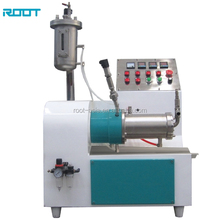 Laboratory bead mill machine for inkjet ink
