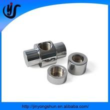 CNC lathe machined parts, CNC milling service, aluminum components