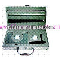 Aluminum twice test before packaged impactful golf travel case made in China Guangdong Foshan