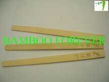 Wholesale square bamboo skewers for bbq