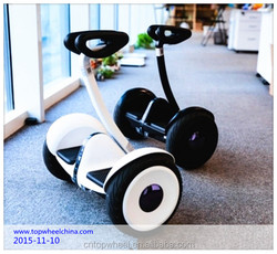 2015 new supply 2 wheel XiaoMi self balance electric scooter motorcycle