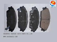 D373 high performance automotive brake pad for HONDA