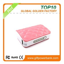 2015 New Electronic accessories rose red portable power source for laptop emergency charger