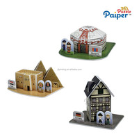 Import directly from china 3d puzzle bulk small toys