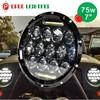 Hotsale 7inch 75w Round Jeep wrangler led headlight