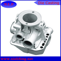 die casting aluminum cookware auto/bicycle/scooter/harware accessories