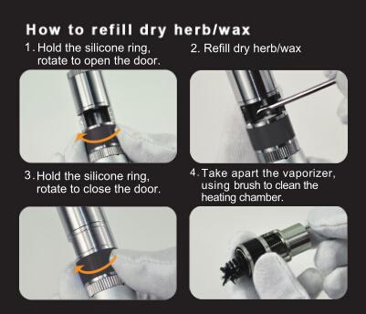 how to take apart vuse e cig