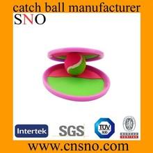 Promotional catch ball velcro catch ball