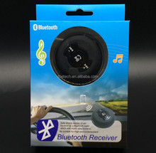 Bluetooth Audio Music receiver 3.5mm jack buildin retractable bettery