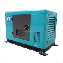 No1 in China Trade Assurance 10kva sound proof generators with CE ISO