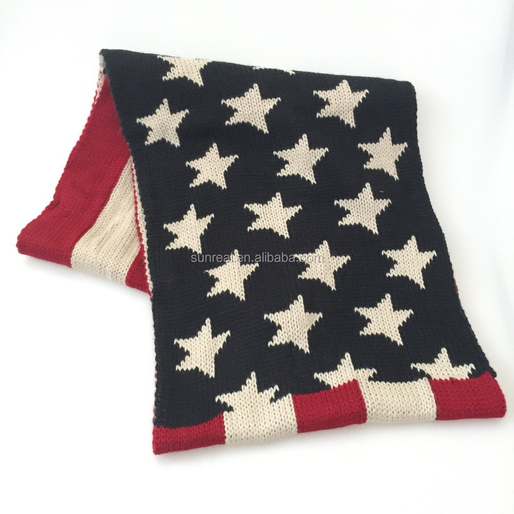 custom design sports accessories cheap soccer scarf
