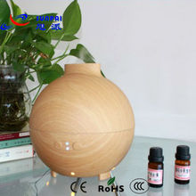 600ml Water Tank diffusers, Wooden paint electric diffuser, ABS+PP diffuser oil