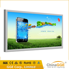 LBC PVC cloth outdoor & change picture light box with lovely fabric screen