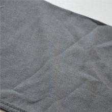 la luz azul de algodón tramo poli spandex tela de mezclilla