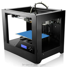2015 fashion design metallico della stampante 3d desktop stampante 3d per la vendita