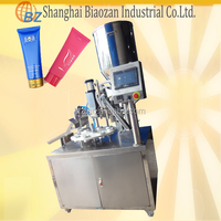 tomato jam tubes filling machine/ointment pipes filling sealing machine