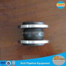 Single ball EPDM rubber expansion Joint for concreret
