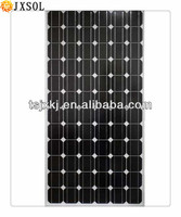 185w monocrystalline solar module/solar with low price