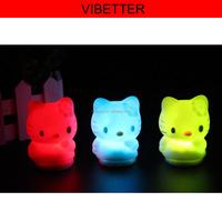 LED Kitty Cat Night Light