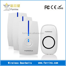 FORRINX AC 110V-220V 52 songs digital wireless plug in door bell