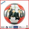 Hot sale promotional PVC training soccer balls