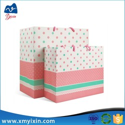 Cute candy bag raw materials of paper bag making
