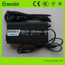 12v 6a de iones de litio cargador de batería para bicicleta eléctrica/scooter/sillón de ruedas/segway