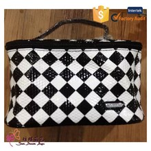 2015 wholesale pu cosmetic bag cosmetic pouch cosmetic case