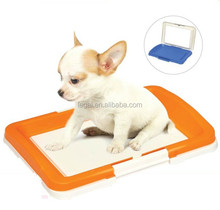 Indoor Dog Toilet Pet Toilet Tray Plastic Grid Potty Toilet For Male Dog