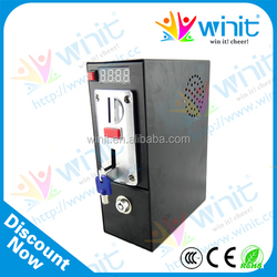Reliable performance top sellling coin timer box for vending machine