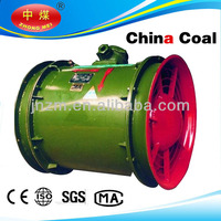 exhaust fan with Explosion- proof certificate