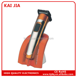 Professional hair clipper with battery lithium