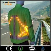leather motorcycle jacket/wholesale cycling jersey/safety jacket