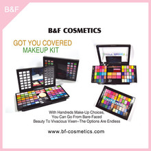 Eyeshadow Cosmetic set cheap price cosmetic grade olive oil