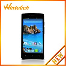 cheap big screen android phone 3G 1900 smart phone MT6582
